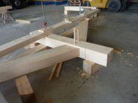 Assemblage de piece de bois